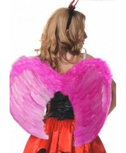 Крылья ангела (60см*50см) розовые