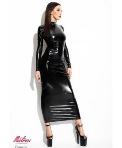 Длинное платье с разрезами сзади Dorothea