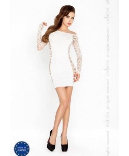 Платье с рукавом Кокетка