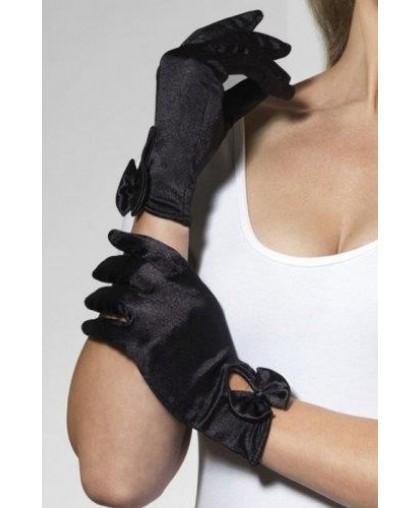 Перчатки Леди атласные