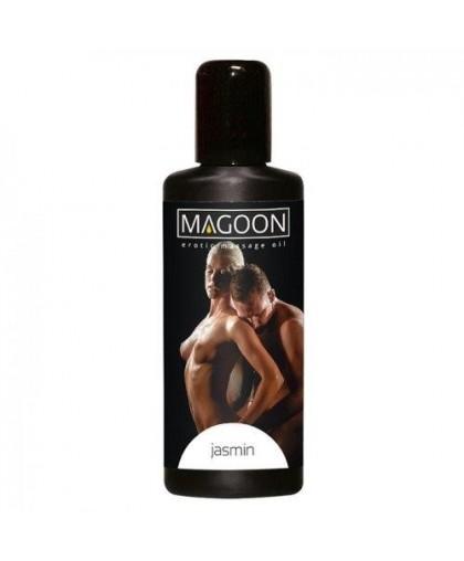 Массажное масло Jasmine Erotic Massage Oil для эротического массажа 50мл