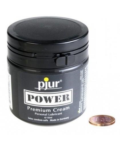 Лубрикант для фистинга на водно-силиконовой основе Pjur Power
