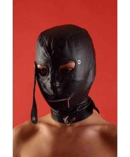 Шлем с кольцом для ошейника