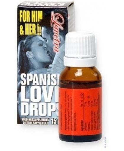 Возбуждающие капли Spanish Love Drops