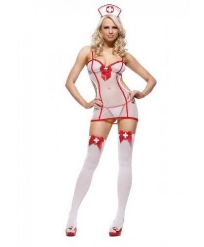 Ролевой костюм сексуальной медсестры