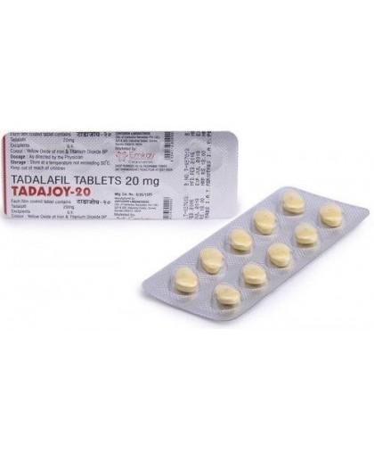 Tadajoy Дженерик Сиалиса 10 таблеток (Тадалафил)