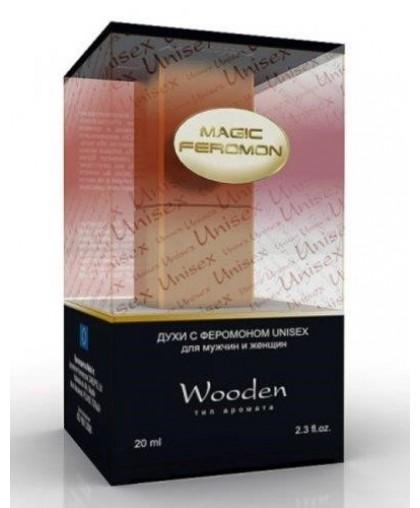Духи Unisex Wooden (древесный аромат)