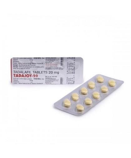 Tadajoy Дженерик Сиалиса 200 таблеток (Тадалафил)