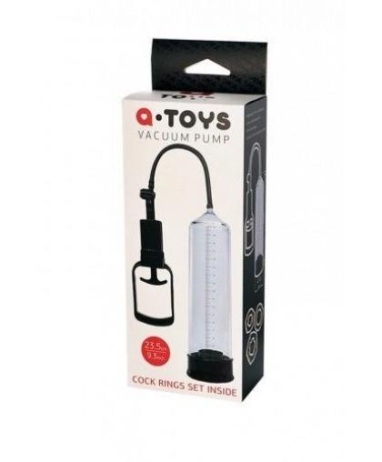 Вакуумная помпа A-Toys Vacuum pump 23,5 см