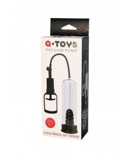 Вакуумная помпа A-Toys Vacuum pump