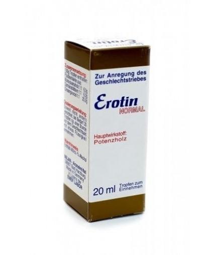 Капли Erotin