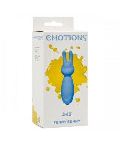 Мини вибратор Emotions Funny Bunny