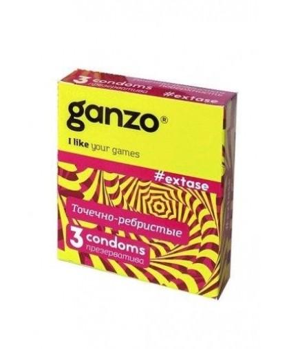 Презервативы Ganzo Extase № 3