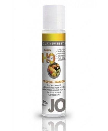 Ароматизированный любрикант JO Flavored Tropical