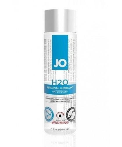 Возбуждающий лубрикант на водной основе JO Personal Lubricant H2O Warming модель JO40079