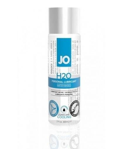 "Охлаждающий лубрикант на водной основе  ""Personal Lubricant H2O COOL"""