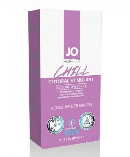 Возбуждающий гель для клитора мягкого действия JO G-Spot Mild