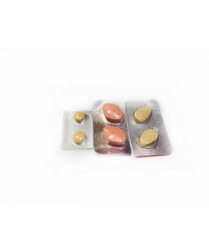 Набор-пробник 3 (6 таблеток)