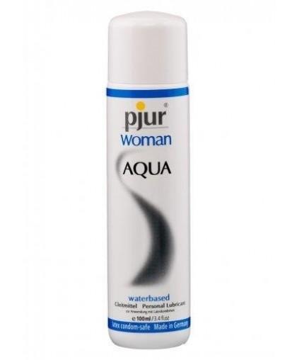 Лубрикант на водной основе Pjur Woman Aqua