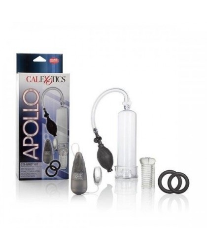 Вакуумная помпа Apollo Sta-Hard с вибрацией