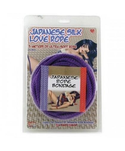 Верёвка из японского шелка Love Rope