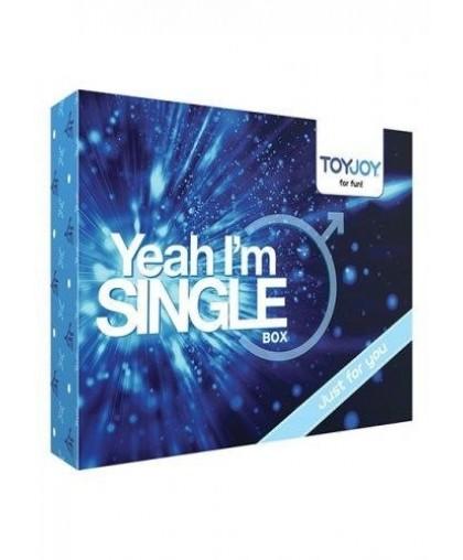 Набор для мужчин ToyJoy Manpower Yeah I Am Single Box Male