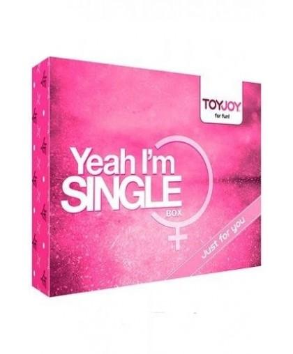 Набор для девушек - Toy Joy Yeah I Am Single Box